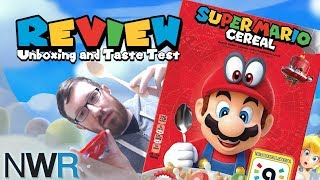 Super Mario Cereal Review (Video Game Video Review)