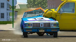 WILL IT STILL DRIVE? #8 - BeamNG Drive Crashes