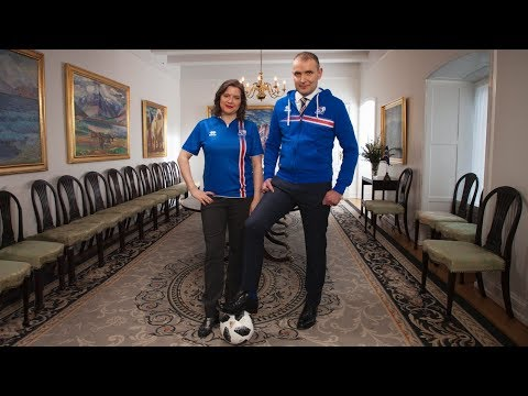 Join #TeamIceland | Invitation from the President & First Lady of Iceland
