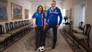 Join #TeamIceland | Invitation from the President & First Lady of Iceland thumbnail