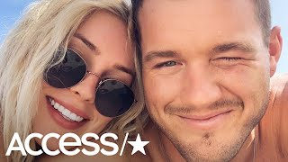 Colton Underwood And Cassie Randolph Flaunt Their Love On Paradise Vacation In Bermuda!