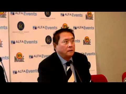 Robert Kiyosaki interview 2012 best part3