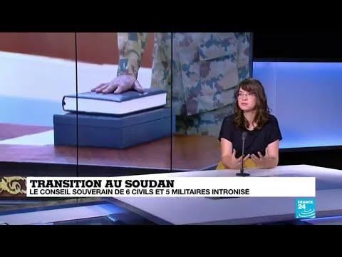 Anne-Laure Mahé: 'La révolution a changé l'image du Soudan'