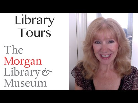 The Morgan Library | Library Tours #1