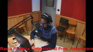 Radio Padania: intervista al Presidente Assolavoro_ 12 febbraio 2019