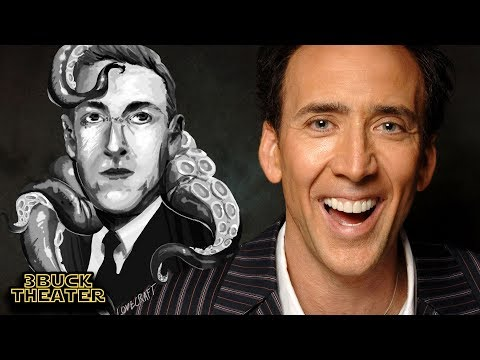 Nic Cage to tackle Lovecraft with COLOR OUT OF SPACE Mp3