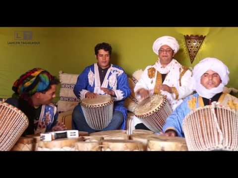 Group Merzouga Drums Rytem  /Amma / Mother / Madre