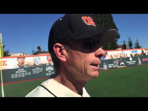 Oregon State hammers Stanford 11-4 to win series