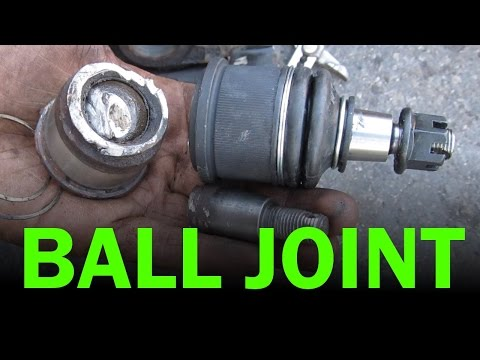 Honda Lower Ball Joint Replacement