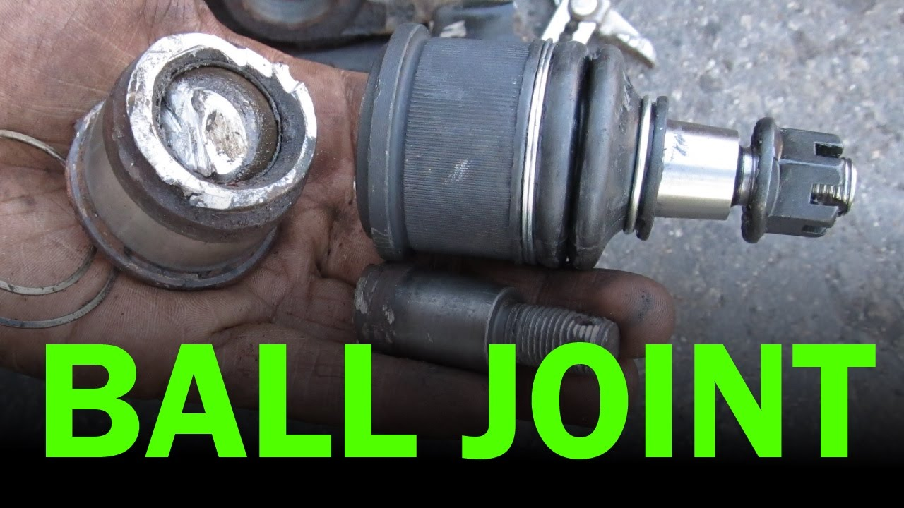 Honda Lower Ball Joint Replacement Youtube