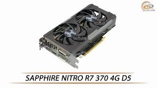 SAPPHIRE NITRO R7 370 4G D5 - обзор видеокарты