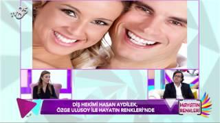 TV 8.5 ÖZGE ULUSOY İLE HAYATIN RENKLERİ 9.BÖLÜM