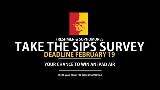 SIPS Survey Winner #1 - Pittsburg State University