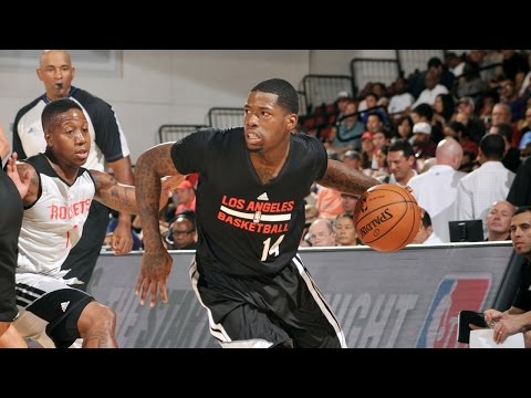 DeAndre Liggins chasing the NBA with Clippers