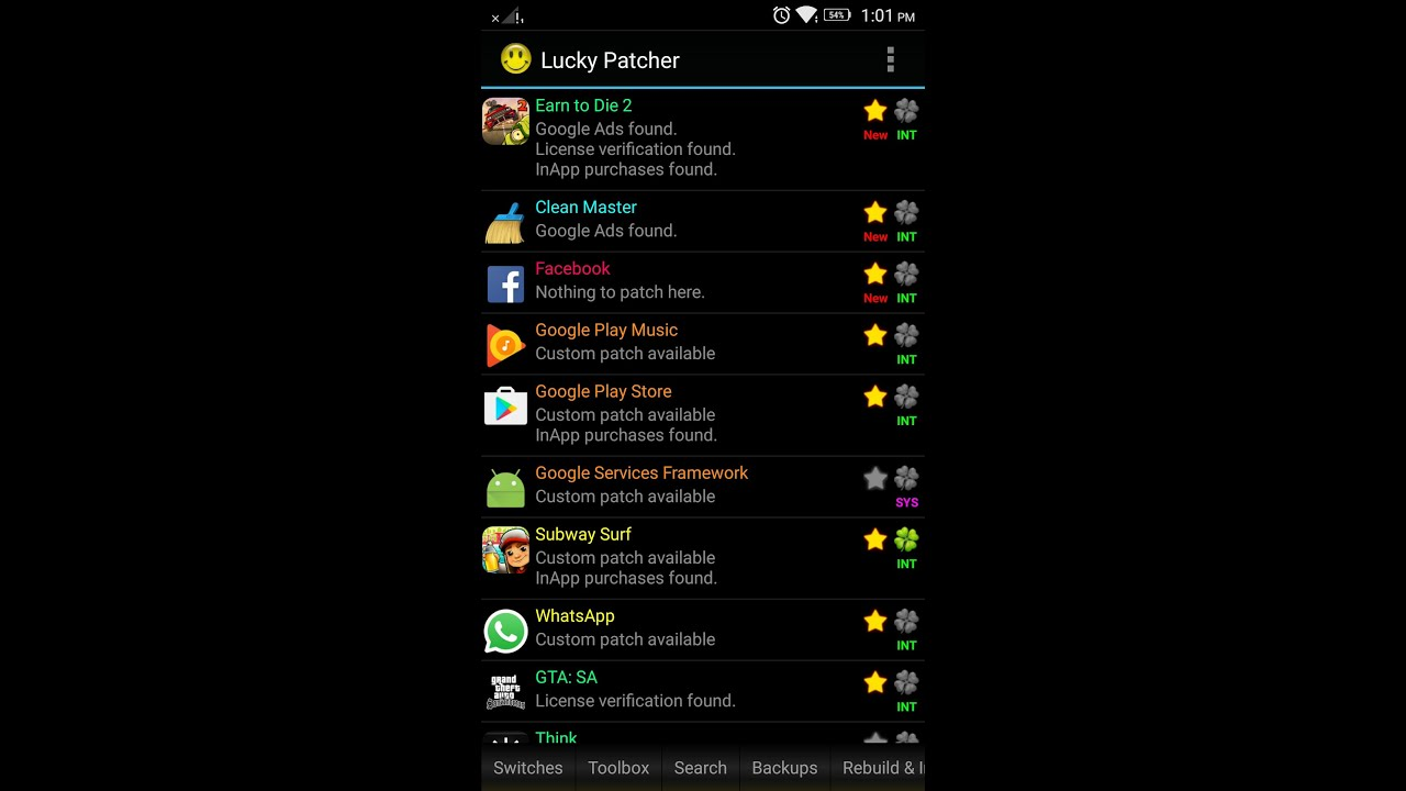 How To Hack Any Game App Android Using Lucky Patcher Tutorial No Root Youtube