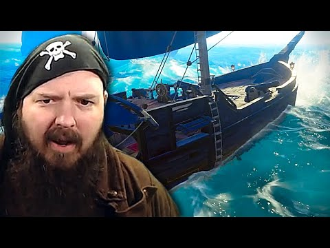 WHAT DID WE HIT?! (Sea of Thieves Highlights #1)
