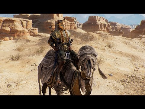 Assassin's Creed Origins Curse of the Pharaohs PREPARE QUEST (AC Origins Curse of the Pharaohs)