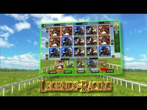 Legends of Racing Interactive Game