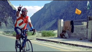 "TRAILER of ""Tour De Pakistan: Cycling the highest road in the world!"""