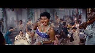 "Carmen Jones (1955): ""Beat Out dat Rhythm on a Drum"" - Pearl Bailey - Full Song/ Dance - Musicals"