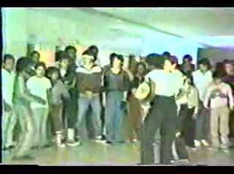 Breakdance crews 1983 wildstyle s d floor masters youtube for Floor masters