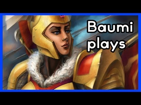 Dota 2 | GREATEST CUDDLE PARTY!! | Baumi plays Legion Commander
