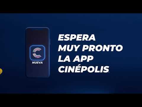 ¡La nueva App de Cinépolis!