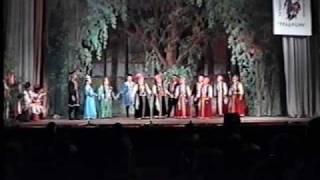kalmyk dance and song, хальмг дуу-бии хoйр