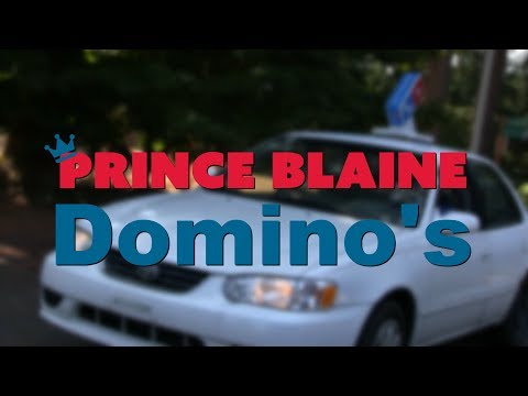Prince Blaine - Dominos [Official Music Video]