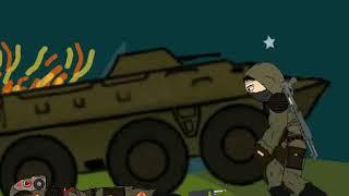 S.T.A.L.K.E.R дорога в ад 2 серия (рисуем мультфильмы 2)
