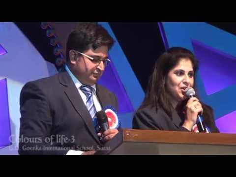 G D Goenka International School, Surat 3rd Annual Function 2013 14 (Part 1)
