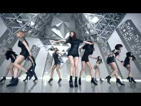 Girls' Generation The Boys Music Video