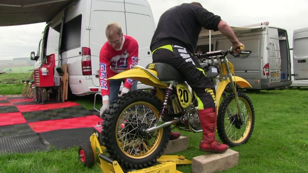 Classic Dirt Bikes `Stewart Roden's 1974 580 CCM` (Updated)