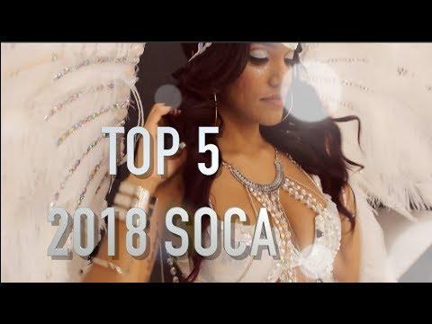 Top 5 Trinidad Carnival 2018 Soca