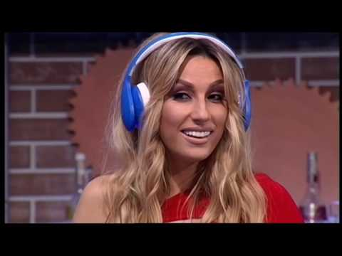 Rada Manojlovic & Stanija - Muzicka opstrukcija - Ami G Show - (TV Pink 14.06.2016.)