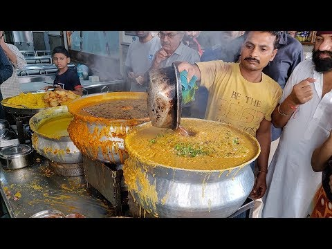 Famous Dal Pakwan of Ulhasnagar | Sindhi Breakfast | Indian