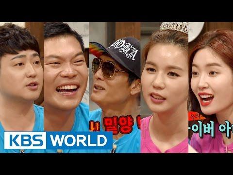 Happy Together - Joon Park, Park Hyunbin, Kim Saerom & more! (2015.09.24)