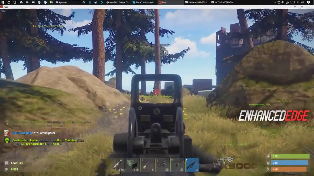 Rust HACK FREE 2018 UNDETECTED FREE AIMBOT NO-RECOIL ESP SPEEDHACK