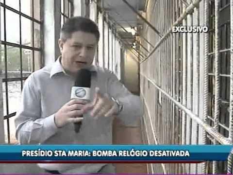 Imagens exclusivas mostram interior de presídio desativado em Chapecó