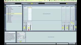 Routing Audio From Reason Into Ableton - Using The External Instrument