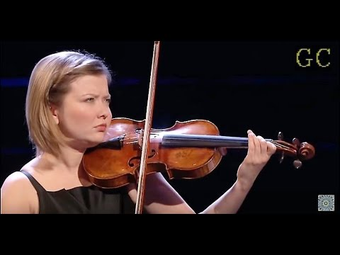 Alina Ibragimova Plays Bach [2015] [HD]