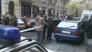 Rekonstrukce vraždy Václava Kočky ml. (hlavní video)