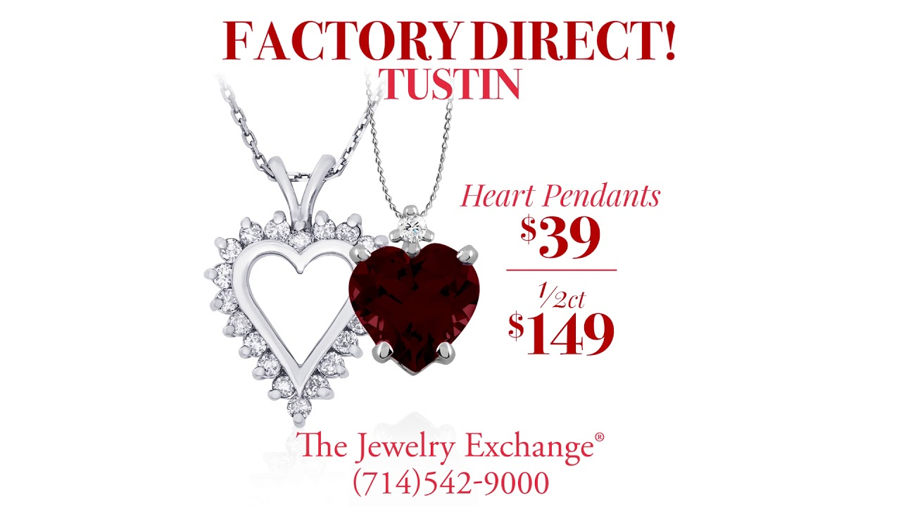 Valentine's Day at the Jewelry Exchange | Tustin | (714 ...