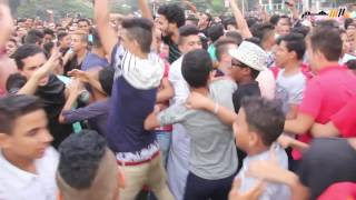بالفيديو.. ميدان مصطفى محمود يحتفل بالعيد بالمهرجانات