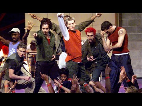 *NSYNC - Mtv VMA 1999 (Tearin' Up My Heart)