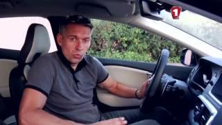 """""""Первый тест"""" Тест-драйв Volvo V40 CrossCountry"""