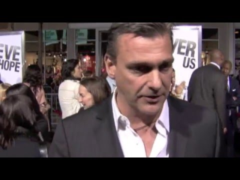 Ray Stevenson Interview - Book of Eli and Rome