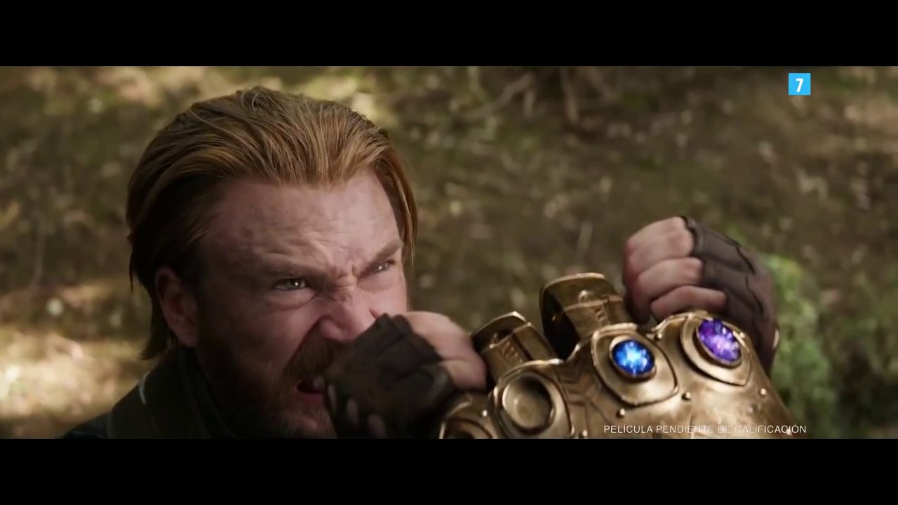 Avengers Infinity War Trailer 2 Deutsch