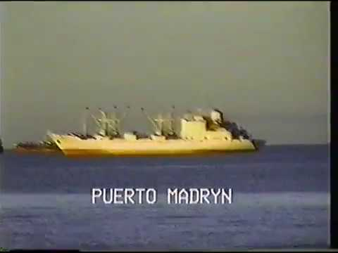 Puerto Madryn Peninsula Valdes Mayo1998