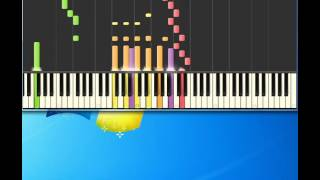 Bread   It Don't Matter To Me [Piano tutorial by Synthesia]